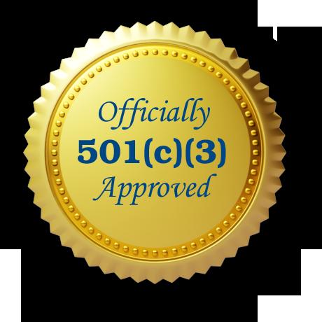 501(c)3 Badge